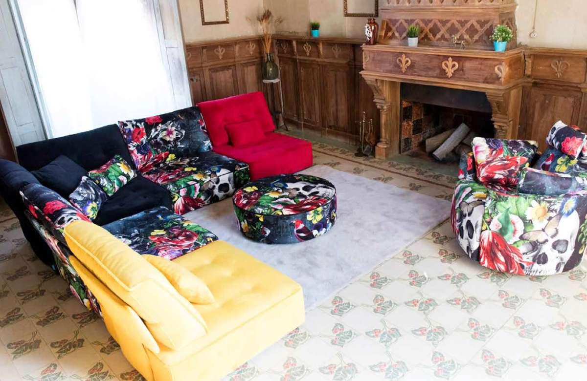 sofa arianne love fama valladolid